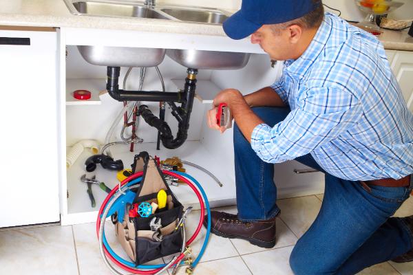 Service résidentielle de plomberie